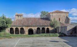 iglesia de omeñaca