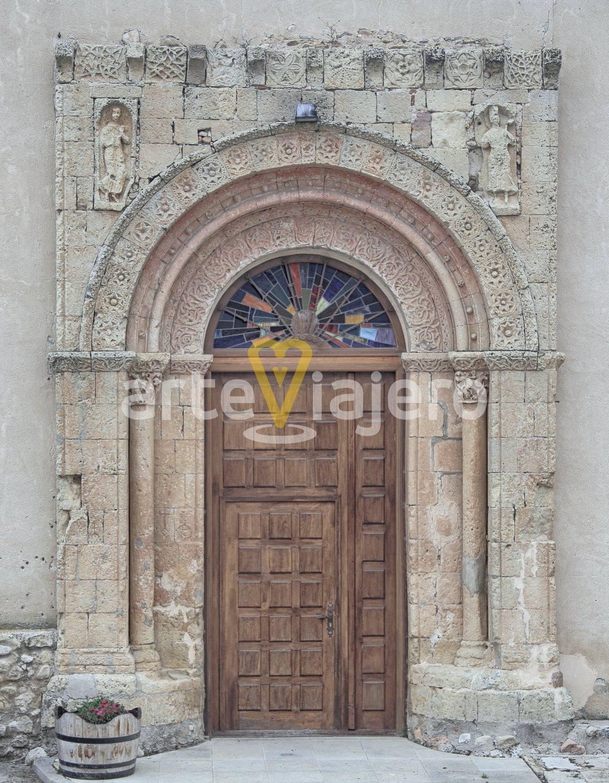 iglesia de cabañas de polendas