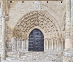 iglesia de villalcázar de sirga