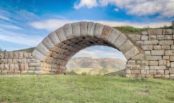 puente de alconétar, cáceres