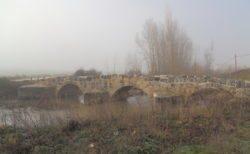 puente romano de coruña del conde