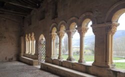 galería porticada, rebolledo de la torre