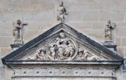 sacra capilla del salvador de ubeda