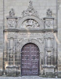 puerta de santiago ubeda
