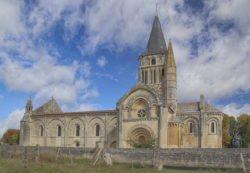 iglesia de saint pierre de aulnay