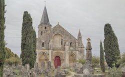 iglesias románicas de francia