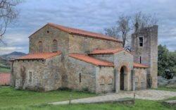 iglesia prerromanica