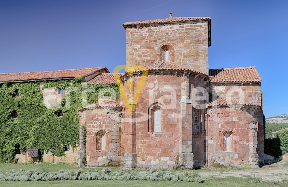 Monasterio De Santa María De Mave Arteviajero