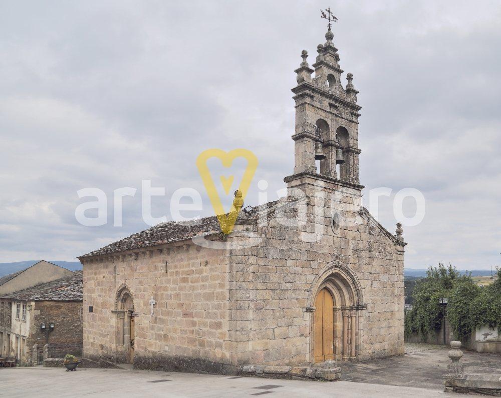 iglesia del salvador, sarria