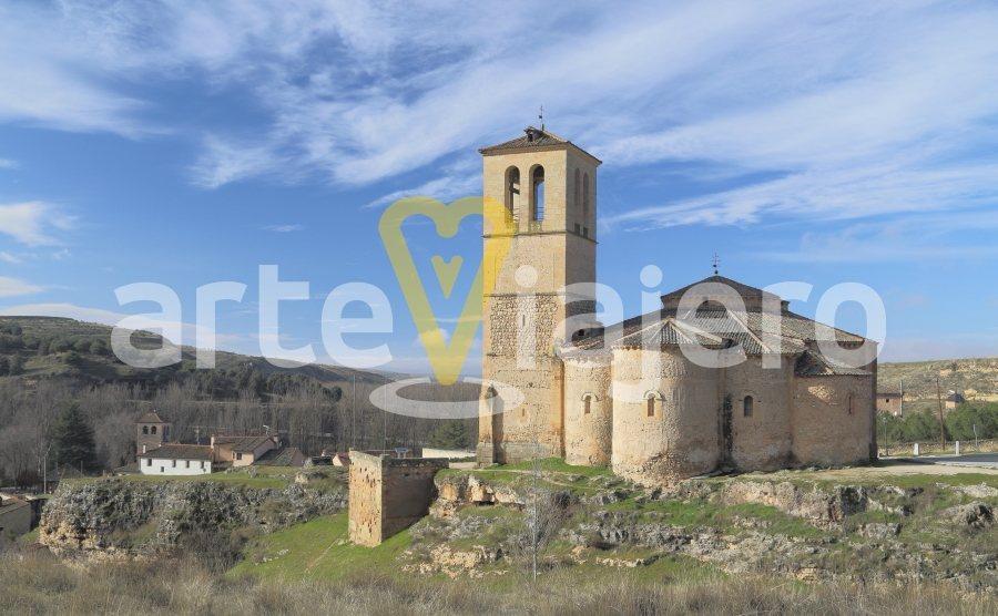 Iglesia De La Vera Cruz Segovia Arteviajero