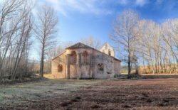 iglesia de santa coloma, albendiego