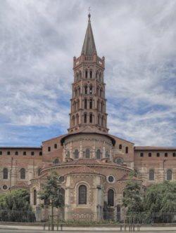 basílica de san saturnino de toulouse