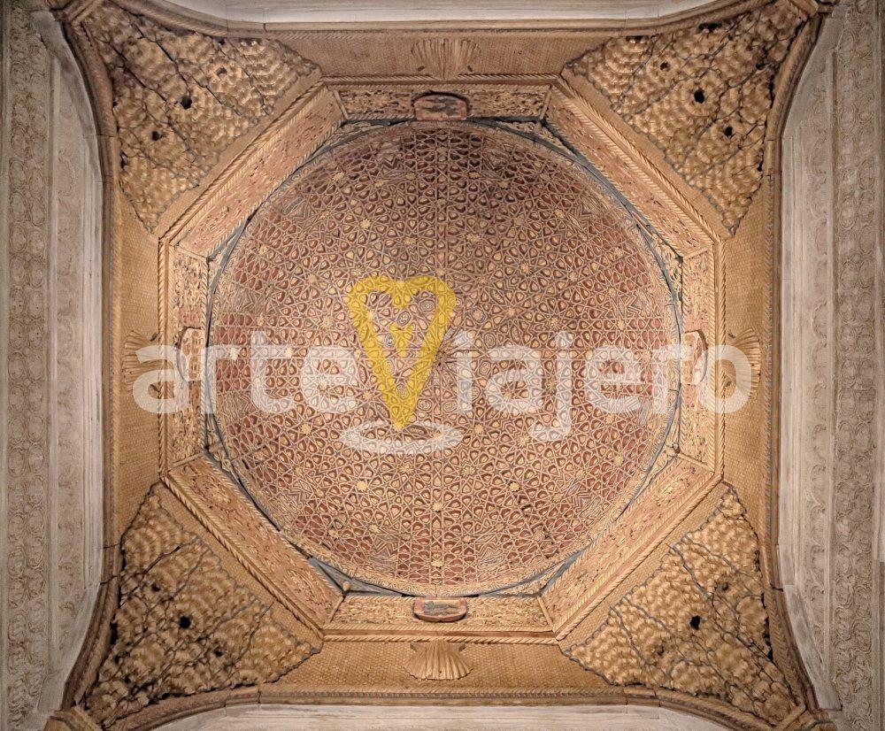 cúpula mudéjar