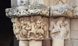 capitel rebolledo de la torre