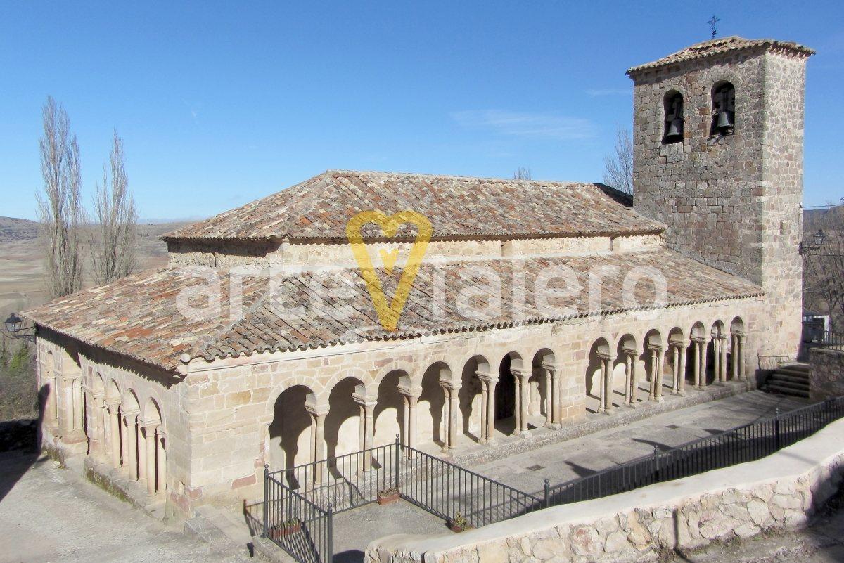 iglesia de carabias