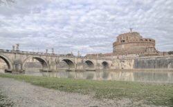 puente y castillo de sant´angelo