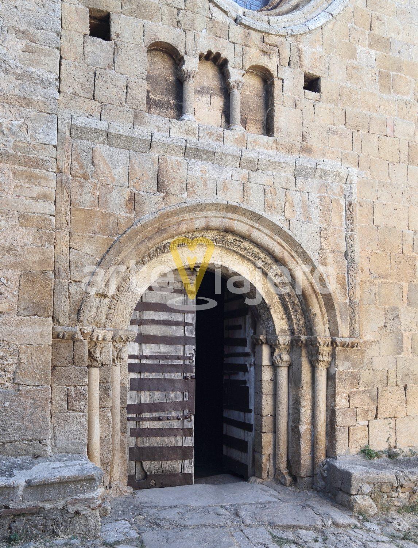 iglesia de catalañazor