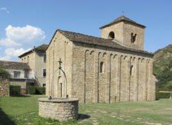 iglesia de san caprasio románico lombardo