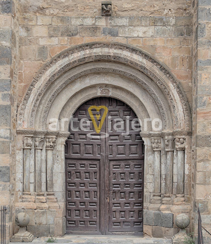 iglesia de san juan de ágreda