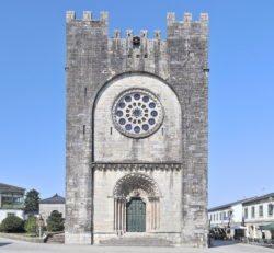 iglesia de san juan de portomarín