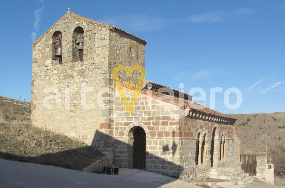 iglesia de jodra del pinar