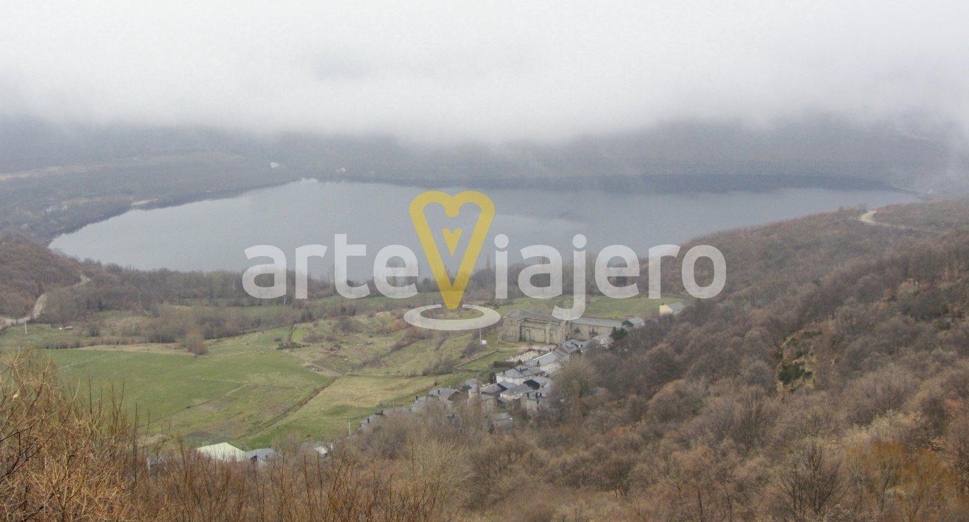 el mayor lago de españa, lago de sanabria