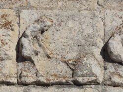 arte románico mensarios