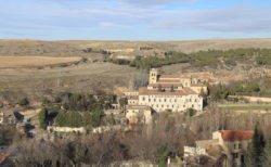 monasterios de segovia