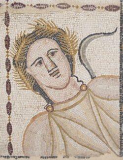 mosaico romano verano