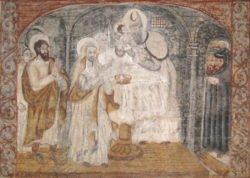 pinturas del claustro