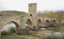 puente de frías otoño