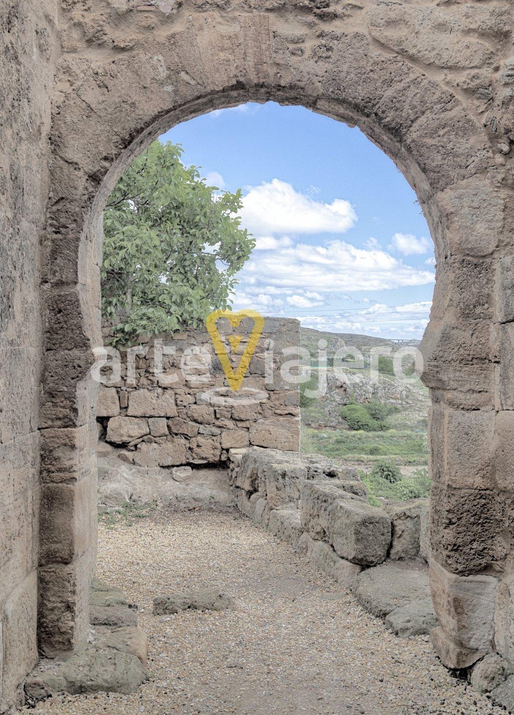 puerta árabe del agua