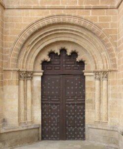 puerta del Ensolado o de amayuelas