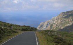 ruta de acantilados