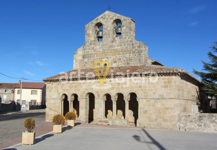 iglesia de saúca