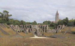 anfiteatro romano de saintes