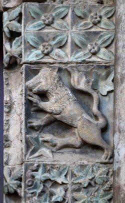 decoración gótica