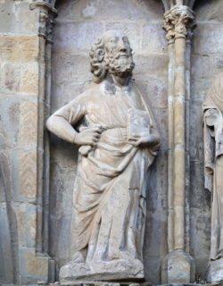 escultura gótica de navarra