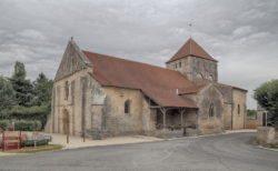 église usson du poitou
