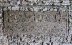 inscripción valdebárcena