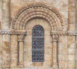 ventanas románicas