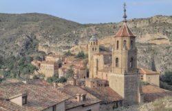 pueblo con encanto, albarracín