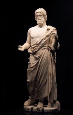 asclepio dios de la medicina