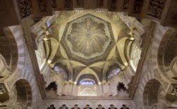 cúpula mezquita de córdoba