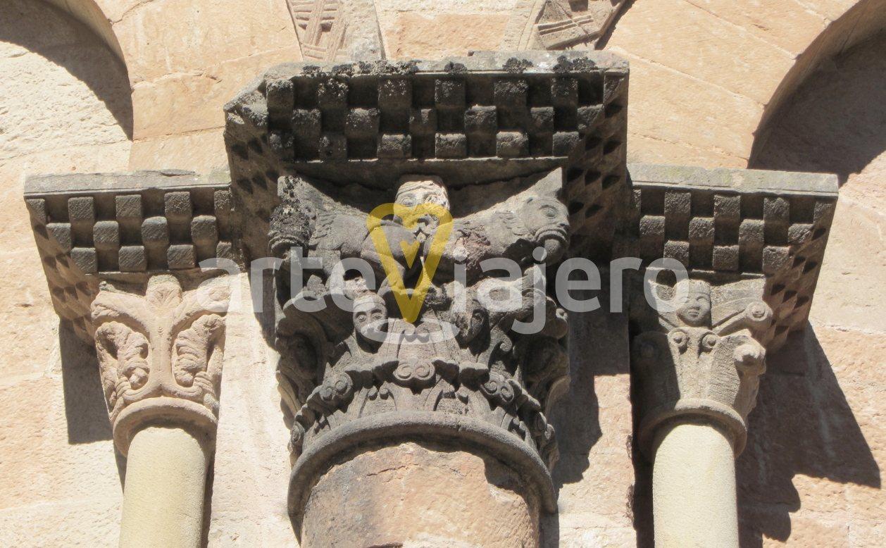 capiteles sant joan de les abadesses
