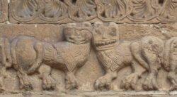 leones afrontados