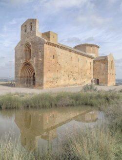 iglesia de santa maría de chalamera