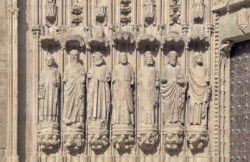 jambas catedral de huesca