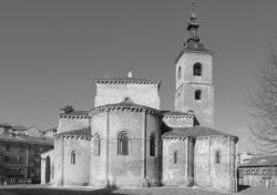 iglesias románicas segovia