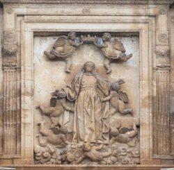 relieve barroco